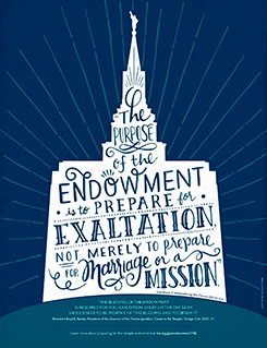 "LDS Leadership pt. 2 ""The Endowment"""